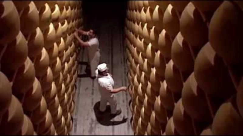 Come si fa il Parmigiano-Reggiano: 01 - il re dei formaggi