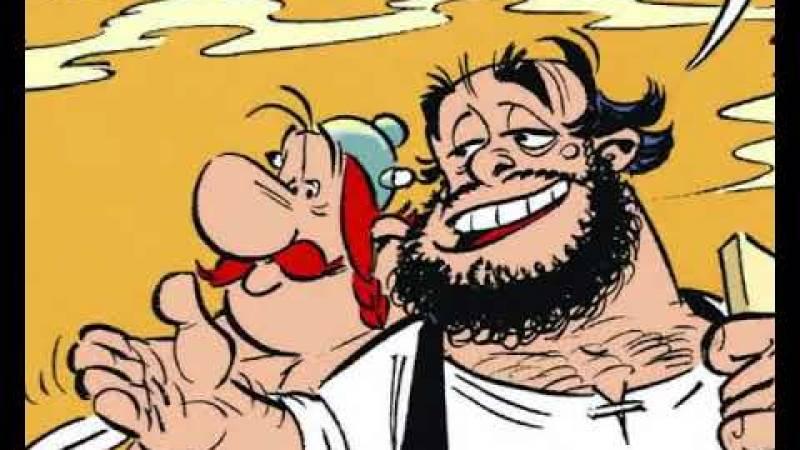 Asterix e Obelix a Parma