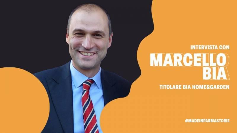 Marcello Bia. Home & Garden alla parmigiana