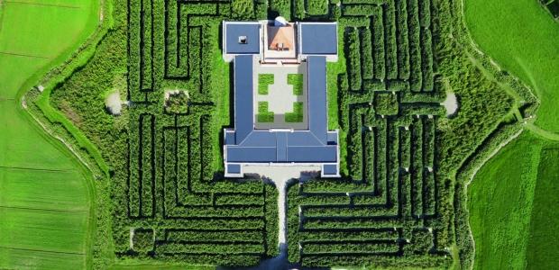 Un panorama labirintico.