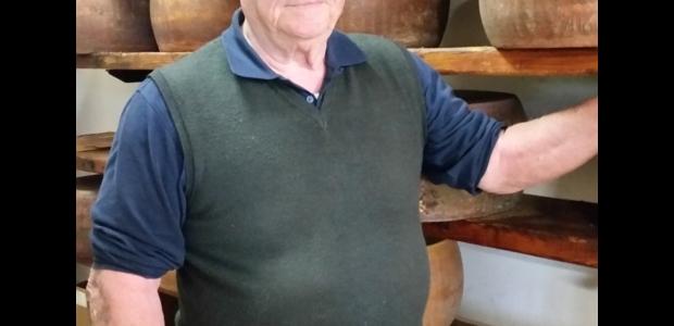Divino Benassi: una vita per il Parmigiano