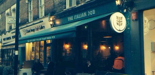 The Italian Job pub