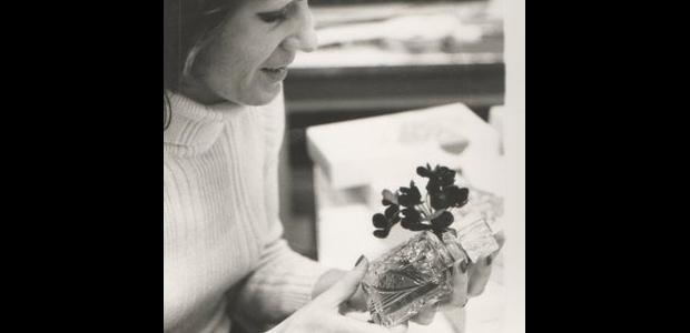 Confezione del profumo Violetta di Parma