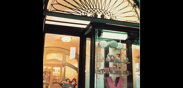 Borsari, il negozio della Violetta